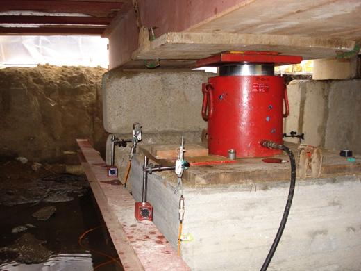 Prove di carico su pali e micropali