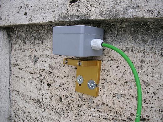Monitoraggio della verticalità con clinometri